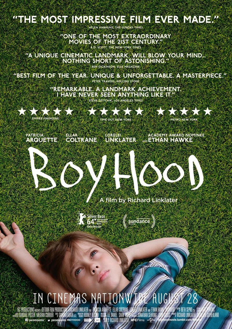 Boyhood Indie Film Review