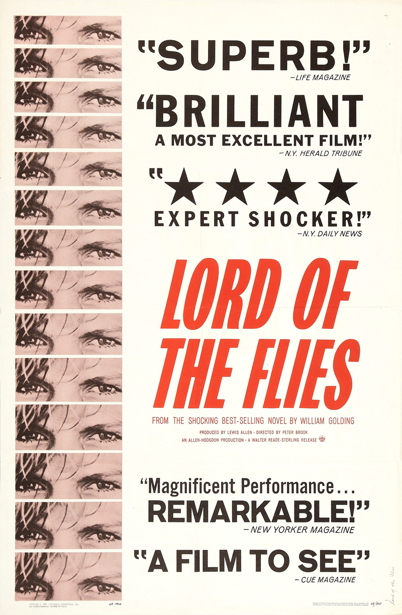 Lord of the Flies Indie Film Review