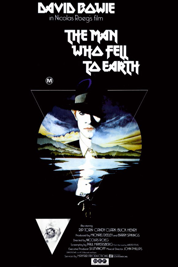 The Man Who Fell to Earth Indie Film Review