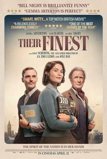 Their Finest Indie Film Review