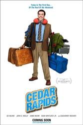 Cedar Rapids Indie Film Review