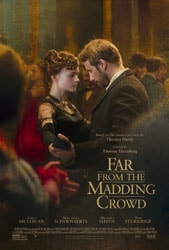 Far from the Madding Crowd Indie Film Review