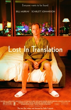 Lost in Translation Indie Film Review