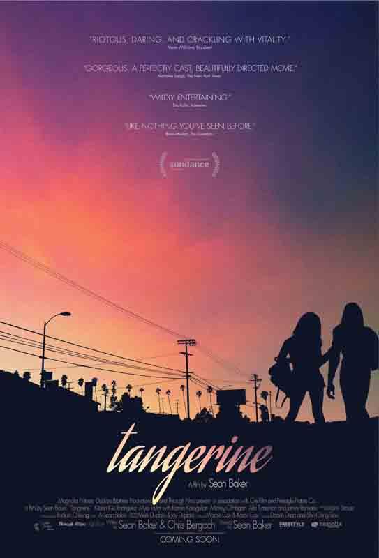Tangerine Indie Film Review
