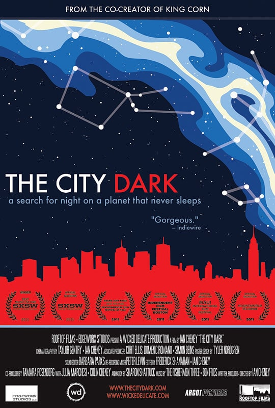The City Dark Indie Film Review