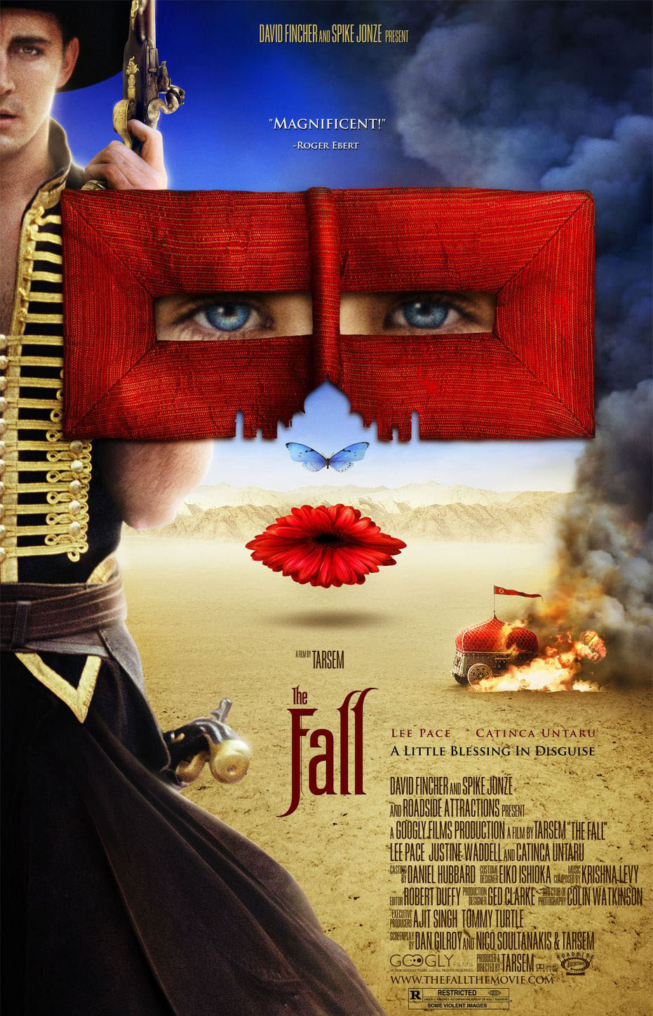 The Fall Indie Film Review