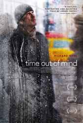 Time Out of Mind Indie Film Review
