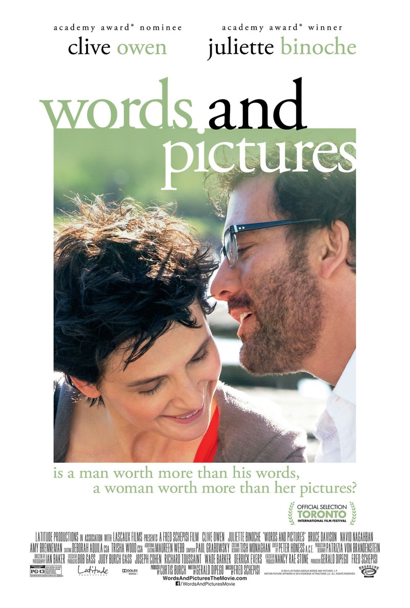 Words and Pictures Indie Film Review