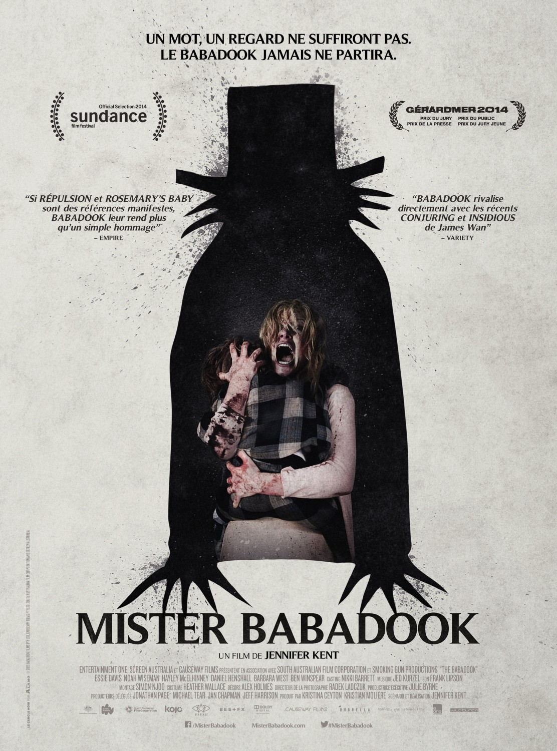 The Babadook Indie Film Review